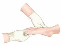 足部ˊ照護